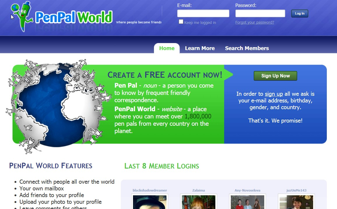 Interactive digital learning platform Project X 2002