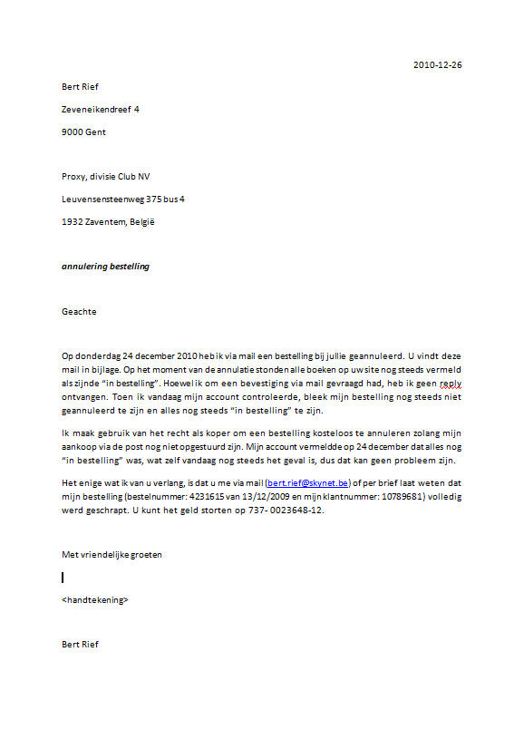 informatieve brief voorbeeld formeel brief   Canas.bergdorfbib.co
